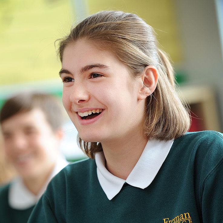 freman college upper school sixth form with academy status